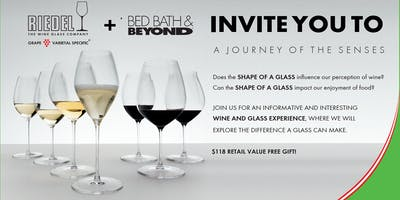 Riedel Wine Event East Hanover, NJ