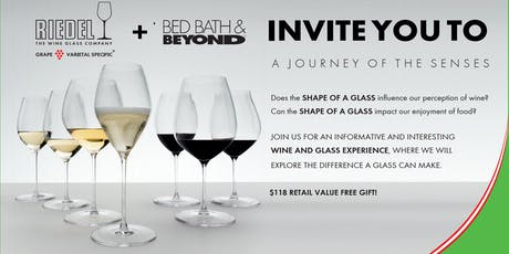 Riedel Wine Event tickets