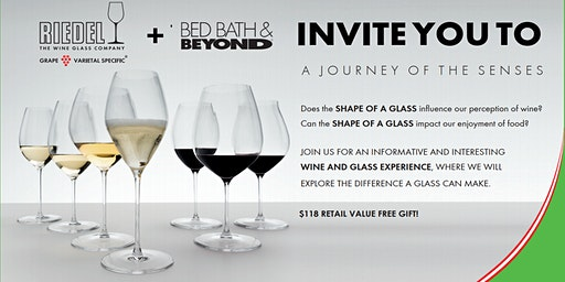 Riedel Wine Event Cary, NC