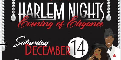 Fresno State's African American Alumni,  Harlem Nights Evening of Elegance