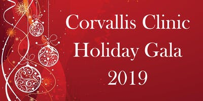 Corvallis Clinic Holiday Gala 2019