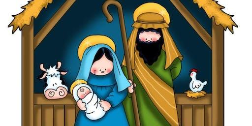 St Ippolyts Church Nativity Crib Festival