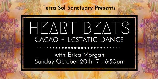 Heart Beats - Cacao & Ecstatic Dance