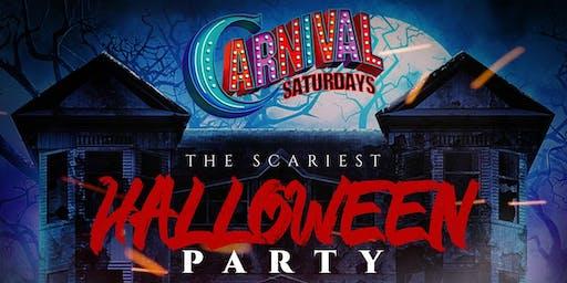 Jouvay nightclub Halloween party