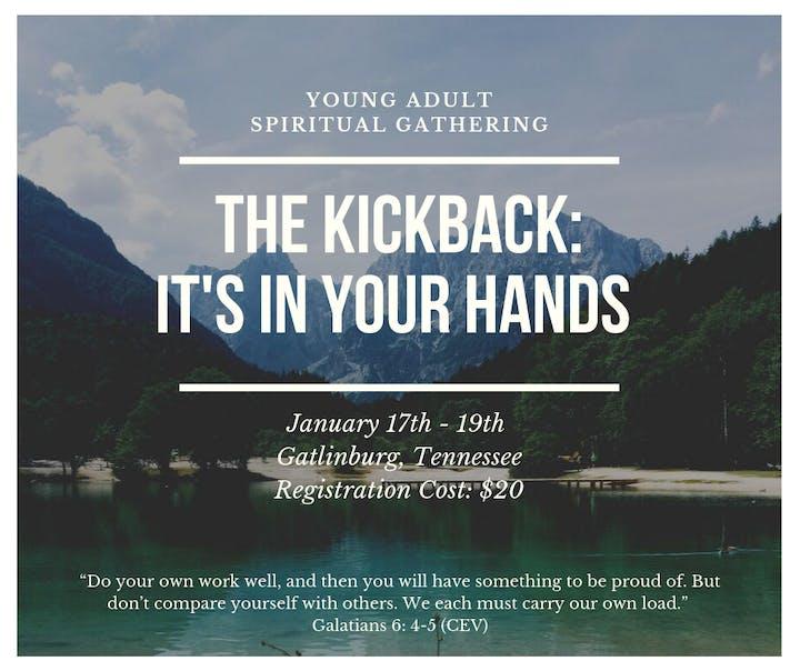 Gatlinburg Calendar Of Events 2020.The Kickback It S In Your Hands