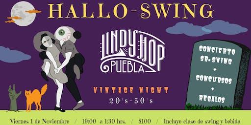 Hallo-Swing