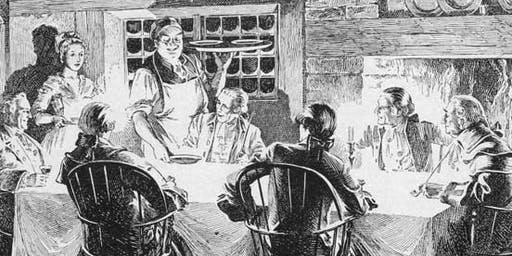 A Night with Hugh Creighton: A Colonial Tasting at the Tavern