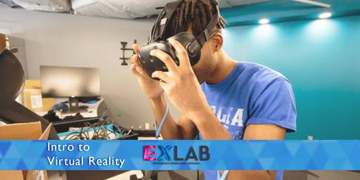 Intro to Virtual Reality - EXLAB - Atlanta