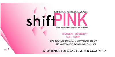Shift Pink: Photo Auction and Reception for Susan G. Komen Coastal Georgia