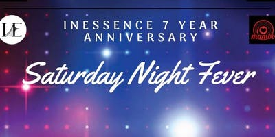 Bachata Crazy Saturday Night Fever  w/Inessence, Salsa, Bachata y Latin Mix