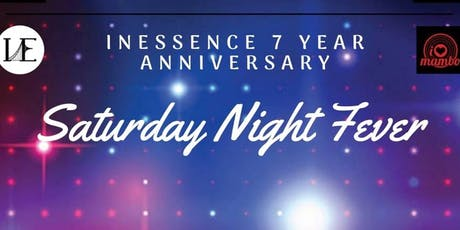 Bachata Crazy Saturday Night Fever  w/Inessence, Salsa, Bachata y Latin Mix tickets
