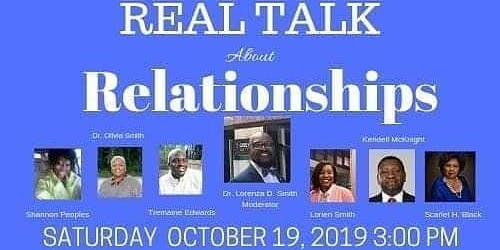 Real Talk About Relationships Tour