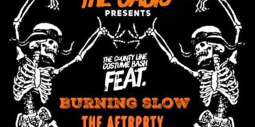 Aftrprty / Burning Slow LIVE at the Oasis Bar and Grill