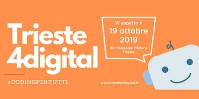 Trieste4digital | Sala Unplugged  | Bambini 6-7 anni