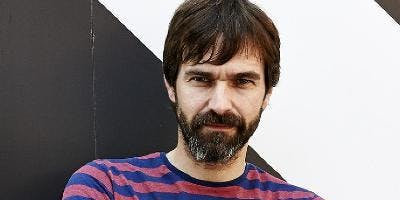 Mark Morriss of The Bluetones