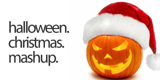 Halloween & Christmas Mash-Up!