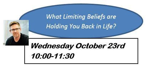 What Limiting Beliefs are Holding YOU back in Life?
