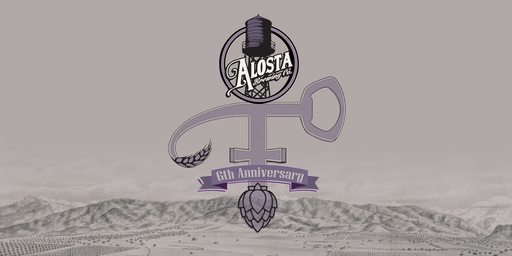 Alosta Brewing 6th Anniversary Party