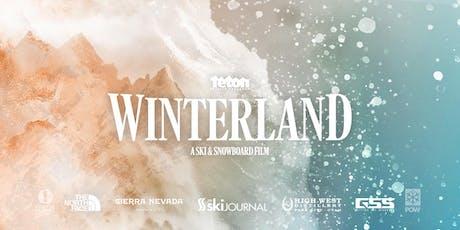 TGR: WINTERLAND - Ski Season Kick Off Party! tickets