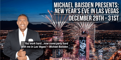 Michael Baisden New Year's Eve In Las Vegas At The Palms_All Access