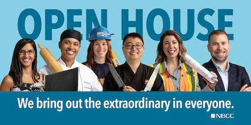 NBCC Saint John Campus Fall 2019 Open House- Grandview Location