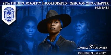 Harriet - The Harriet Tubman Movie Screening tickets