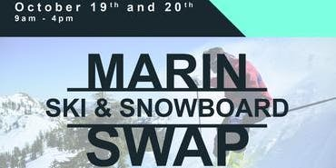 2019 Marin Ski and Snowboard Swap