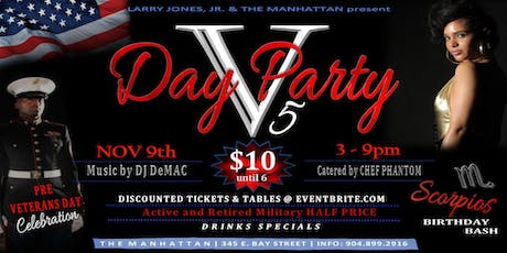 The Ultimate Vintage Day Party V tickets