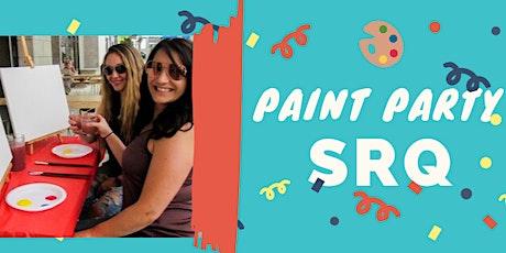 Paint Party SRQ @ The Venue!  tickets