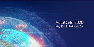 AutoCarto in 2020  --- WhereNext