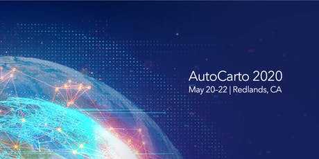 AutoCarto in 2020  --- WhereNext tickets