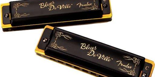 Northeast Blues Harmonica Showcase