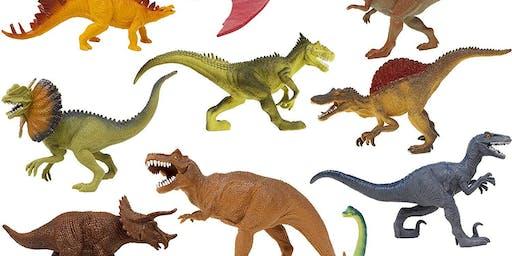 Dinosaur Stroller Strides Class