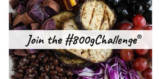 Fall Challenge #800gChallenge