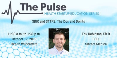 The Pulse Lunch: Everything You Need to Know About SBIR and STTR Grants