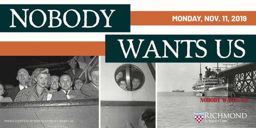 Nobody Wants Us: Screening of SS Quanza Documentary