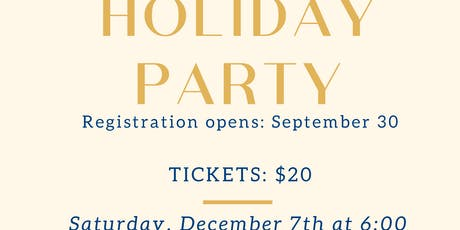 CUPE Local 905 Holiday Party tickets