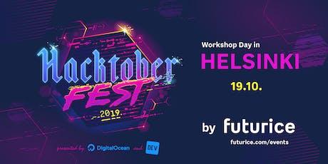 Hacktoberfest x Futurice Helsinki tickets