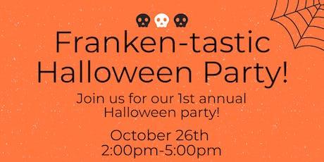 Franken-tastic Halloween Party tickets