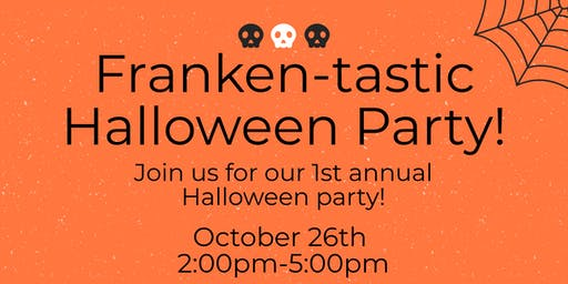 Franken-tastic Halloween Party