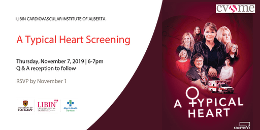 """A Typical Heart"" Screening"