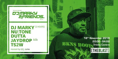 DJ Marky & Friends tickets