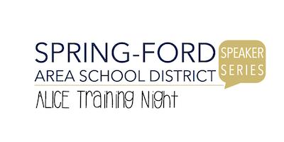 ALICE Training Night: 2019