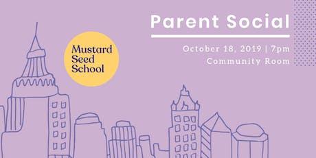 Parent Social tickets