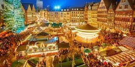 German Style Christmas Village  & Illuminate Light Show - December 5, 2019