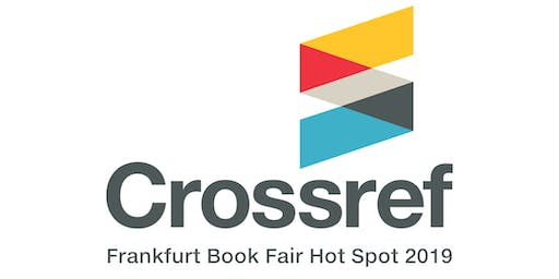 "Crossref ""Hot Spot Slot"" presentation - Frankfurt Book Fair"