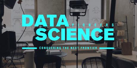 Film screening: DATA SCIENCE PIONEERS *do not miss* tickets