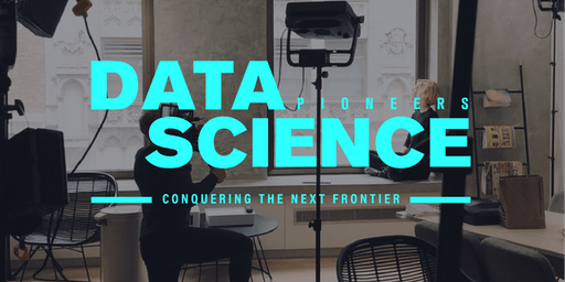 Film screening: DATA SCIENCE PIONEERS *do not miss*