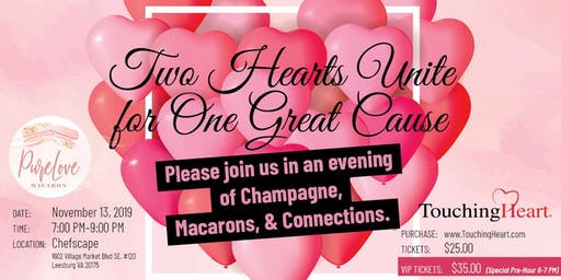 A Sparkling Evening of Champagne & Macarons for a Great Cause
