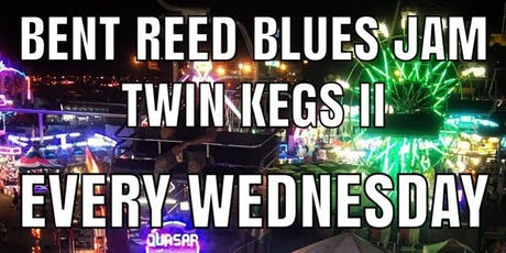 Bent Reed Blues Jam tickets